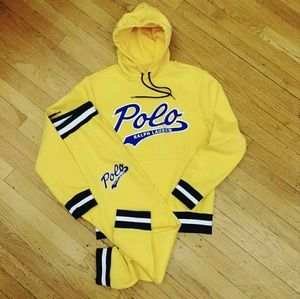 Polo Sweat Suit